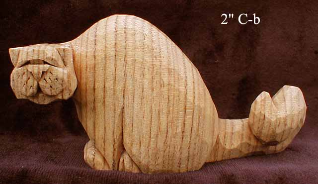 cat carvings usa